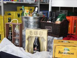 Dranken Chris Union - Geschenkartikelen